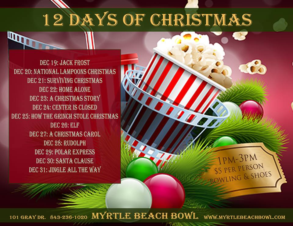 12 Days of Christmas Special